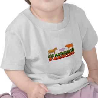 Estaría cultivando bastante camisetas