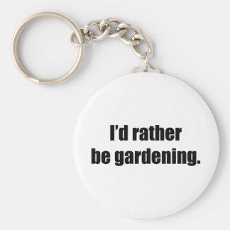 Estaría cultivando un huerto bastante llaveros personalizados