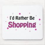 Estaría haciendo compras bastante alfombrilla de ratones