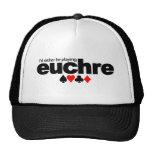 Estaría jugando bastante el gorra del Euchre - eli