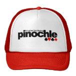 Estaría jugando bastante el gorra del Pinochle - e