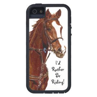¡Estaría montando bastante! Caja de la casamata de iPhone 5 Case-Mate Cárcasas