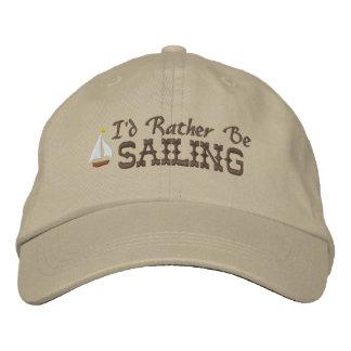 Estaría navegando bastante el gorra bordado gorras bordadas