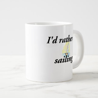 Estaría navegando bastante taza grande