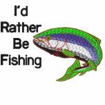 Estaría pescando bastante