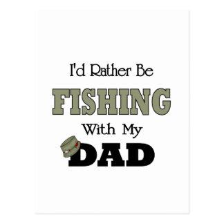 Estaría pescando bastante con el papá postal