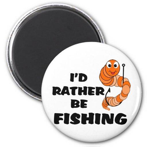 Estaría pescando bastante iman de frigorífico