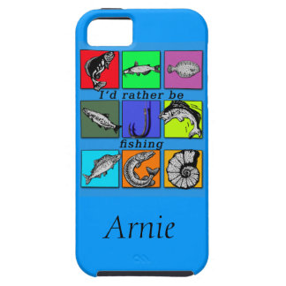 Estaría pescando bastante la caja del teléfono del iPhone 5 cobertura
