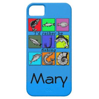 Estaría pescando bastante la caja del teléfono del iPhone 5 Case-Mate protector