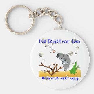 Estaría pescando bastante llavero redondo tipo pin