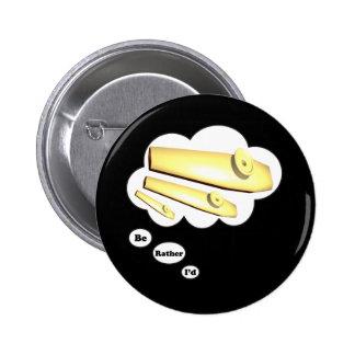 estaría tocando bastante el Kazoo Pin