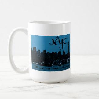 Éstas son su taza NYC de las historias