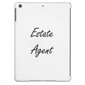 Estate Agent Artistic Job Design iPad Air Case