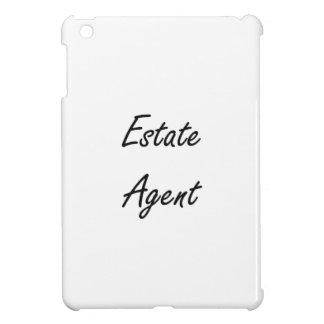 Estate Agent Artistic Job Design Cover For The iPad Mini