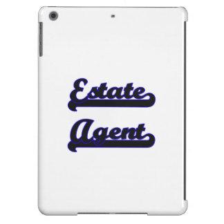 Estate Agent Classic Job Design Cover For iPad Air