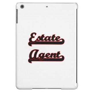 Estate Agent Classic Job Design Case For iPad Air