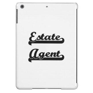 Estate Agent Classic Job Design iPad Air Cover
