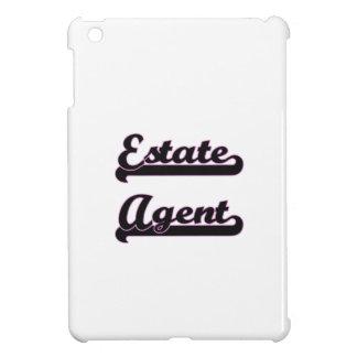 Estate Agent Classic Job Design iPad Mini Covers