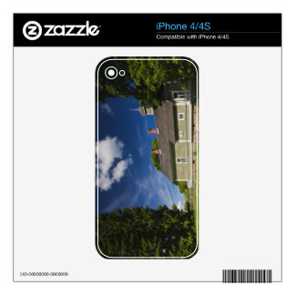 Estate building at Mikhailovskoye Skin For The iPhone 4S