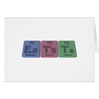 Estate-Es-Ta-Te-Einsteinium-Tantalum-Tellurium.png Card