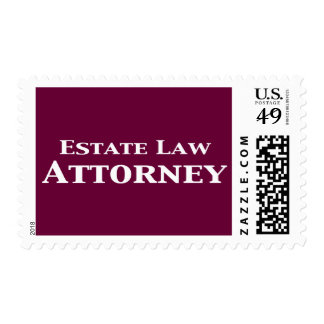 Estate Law Attorney Gifts Stamp