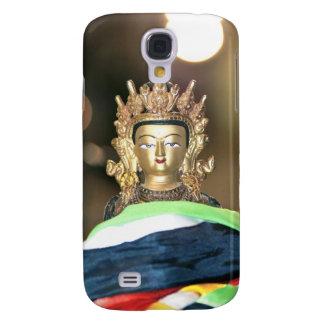 Estatua budista de Chenrezig Funda Para Galaxy S4