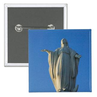 estatua de 118 pies del Virgen María en San Pin Cuadrada 5 Cm