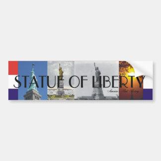 Estatua de ABH de la libertad Pegatina Para Auto