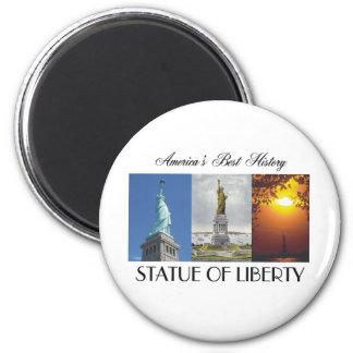 Estatua de ABH de la libertad Iman