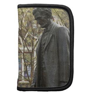Estatua de Abraham Lincoln Portland Oregon Planificadores