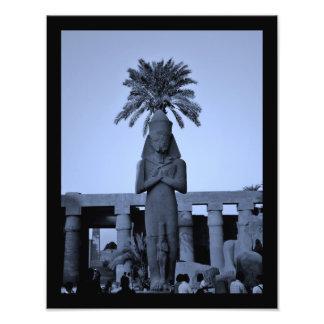 Estatua de Amenhotep Fotografías
