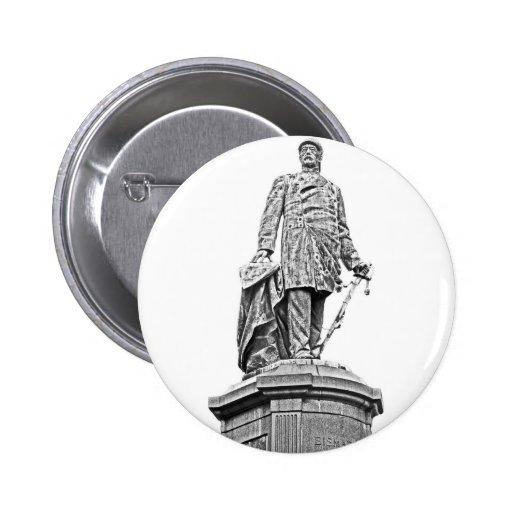 Estatua de Bismarck, Berlín, por completo parte po Pin