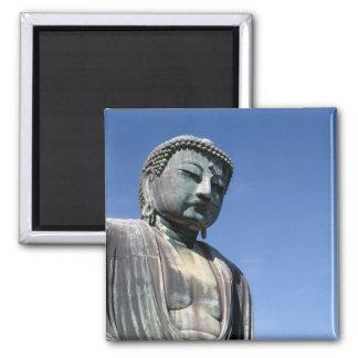 Estatua de Buda en Kamakura, Japón Imán Cuadrado