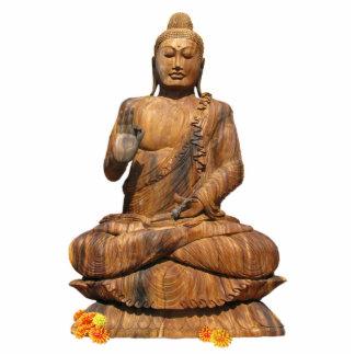 Estatua de Buda Fotoescultura Vertical