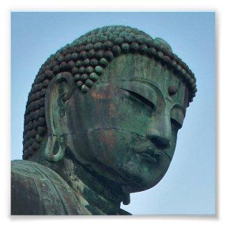 Estatua de Buda Impresion Fotografica