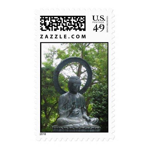 Estatua de Buda Sello