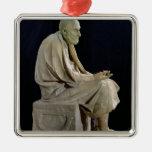 Estatua de Chrysippus el filósofo griego Adornos