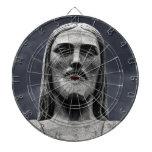 Estatua de Cristo Redentor Tablero Dardos