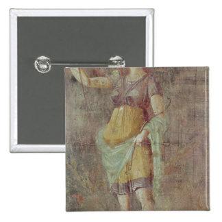 Estatua de Diana, de Pompeya, c.50-59 Pin Cuadrado