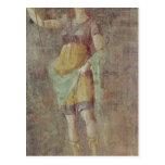 Estatua de Diana, de Pompeya, c.50-59 Postal