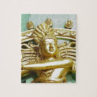 Estatua de dios hindú Shiva Puzzles Con Fotos