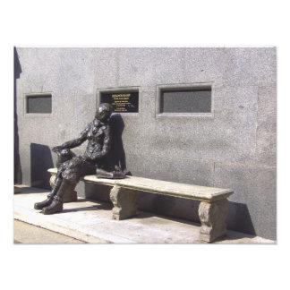 Estatua de Eleanor Rigby, Liverpool, Reino Unido Fotografías