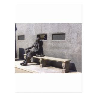 Estatua de Eleanor Rigby, Liverpool Reino Unido Postal