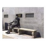 Estatua de Eleanor Rigby, Liverpool Reino Unido Tarjeta Postal