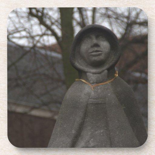 Estatua de Gertrudis van Oosten, Delft Posavaso