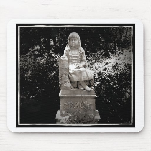 Estatua de Gracie Tapete De Raton