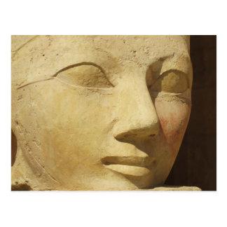 Estatua de Hatshepsut, Pharaoh Hatshepsut de Tarjeta Postal