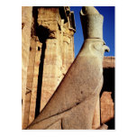 Estatua de Horus Postal