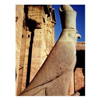 Estatua de Horus Tarjetas Postales