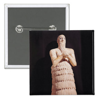 Estatua de Itur-Shamagen, rey de marcha Pins